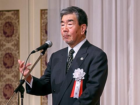 「德永・松﨑・斉藤法律事務所創立三十周年記念感謝の集い」の様子1