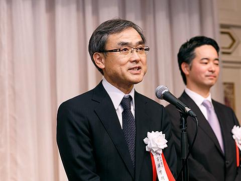 「德永・松﨑・斉藤法律事務所創立三十周年記念感謝の集い」の様子2