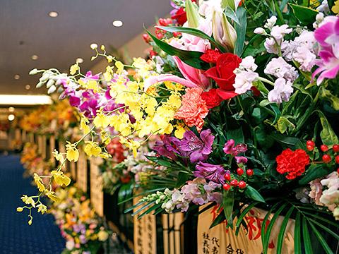 「德永・松﨑・斉藤法律事務所創立三十周年記念感謝の集い」の様子4